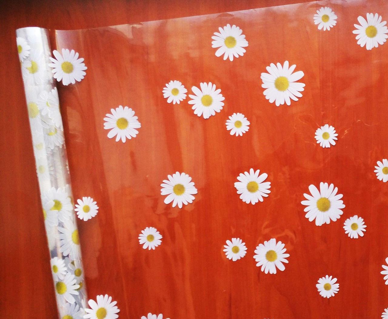 Пленка прозрачная Гербера 60 см 400 гр - Крамничка флориста в Киеве