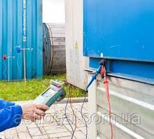 Измерение сопротивления заземляющих устройств (контура заземления)