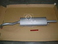Глушитель ВАЗ 2106 (2101,-07) закатной (производитель Ижора) 2106-1201005