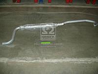 Резонатор ВАЗ 2170 ПРИОРА закатной без гофры компенсирующей (производитель Ижора) 2170-1200020-01