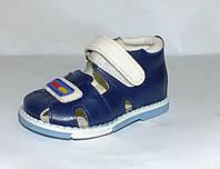 Босоножки Таши-орто Синие закрытый носочек , фото 1