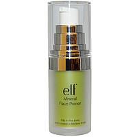 Минеральный праймер основа под макияж elf Studio Mineral Face Primer  Green, фото 1