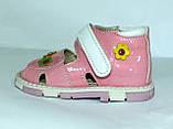 Босоніжки Таші-орто рожеві, фото 2