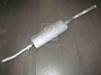 Глушитель ВАЗ 2170 ПРИОРА закатной (производитель ТМК) 2170-1200010