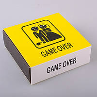 Набор Game Over пепельница и коробок для спичек 2 шт.