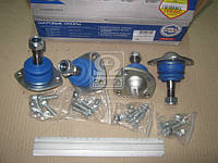 Опора шаровая ВАЗ 2101-07 верхний2 штук+ нижних2 штук (производитель ПЕКАР) 2101-2904192-20/2101