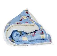 Одеяло мех-силикон / бязь 1,5