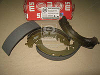 Колодка тормозная ВАЗ 2101 заднего ( комплект 4 штук) для ба рабочий тормозная (производитель MASTER SPORT)