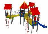 Детский комплекс  «Шестигранник»