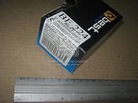 Колодка тормозная ВАЗ 1111 переднего ( комплект 4 штук) (производитель BEST) 1111-3501090