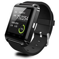 Часы Smart watch SU8 Black, фото 1