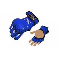 Перчатки для смешанных единоборств MMA PU ELAST