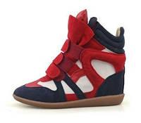 Isabel Marant кроссовки-сникерсы