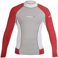 Футболка для водных видов спорта унисекс Mares Rash Guard (Trilastic), длинный рукав