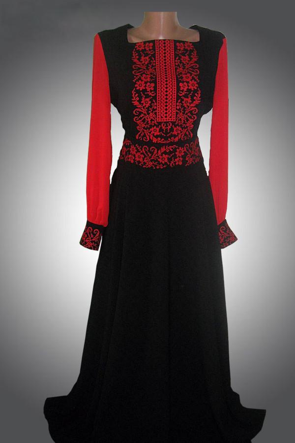 Вишита сукня, Вишиванка № п.1 (с.в.)