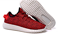 "Кроссовки Adidas Yeezy Boost 350 Low ""Red/black"""