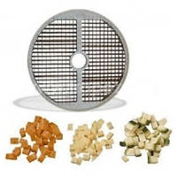 Диск для нарезки кубиками 10мм CHEF DG10x10 AL Celme