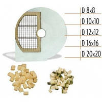 Диск для нарезки кубиками 12мм CHEF D12x12 SX Celme