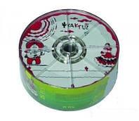Диск KAKTUZ CD-R 700Mb 52x Bulk 50шт. ''LIME''
