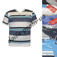Мужская котоновая футболка поло A55k  (в уп. до 5 расцветок) оптом со склада в Одессе