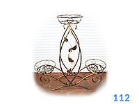 Вазон Тюльпан 3 вазона