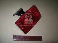 Фонарь заднего красный универсальный прямоугольная (задняя противо - туманки ) (производитель ОСВАР)