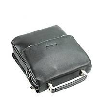 Эксклюзивная кожаная сумка-планшетка TOFIONNO, фото 2