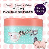 Маска ночная коллагеновая HOLIKA HOLIKA Pig-Collagen Jelly Pack.