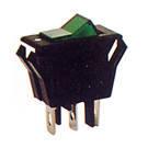 Переключатель клавишный узкий КП-41-220В