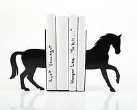 Держатель для книг Черный конь