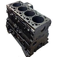 Блок цилиндров двигателя Cummins 6ISBe QSB 6.7 4946586 4955412 4991099 4990451
