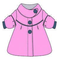Верхняя демисезонная одежда: куртки, пальто, комплекты для девочек.