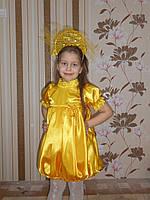 Карнавальный костюм солнце, солнышко , лучик прокат Киеват, фото 1