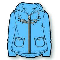 Плащи, ветровки, жилетки, легкие пальто для девочек.