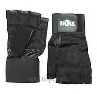 Перчатки б/п Selex Cody, кожа, размеры: S, M, L, XL