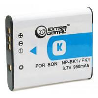 Аккумулятор к фото/видео EXTRADIGITAL Sony NP-BK1 (BDS2646)