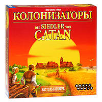 Настольная игра Hobby World Колонизаторы (The Settlers of Catan), фото 1