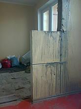 Расширение,резка проемов,стен,штроб,демонтаж в Харькове.
