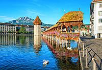 Фотообои Люцерн, Швейцария 366*254