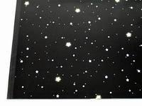 Подарочная бумага Ночное небо 10 листов