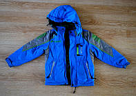 Куртка на мальчика демисезонная двухсторонняя