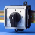 Пакетный кулачковый переключатель Spamel 40A,SK40-2.866
