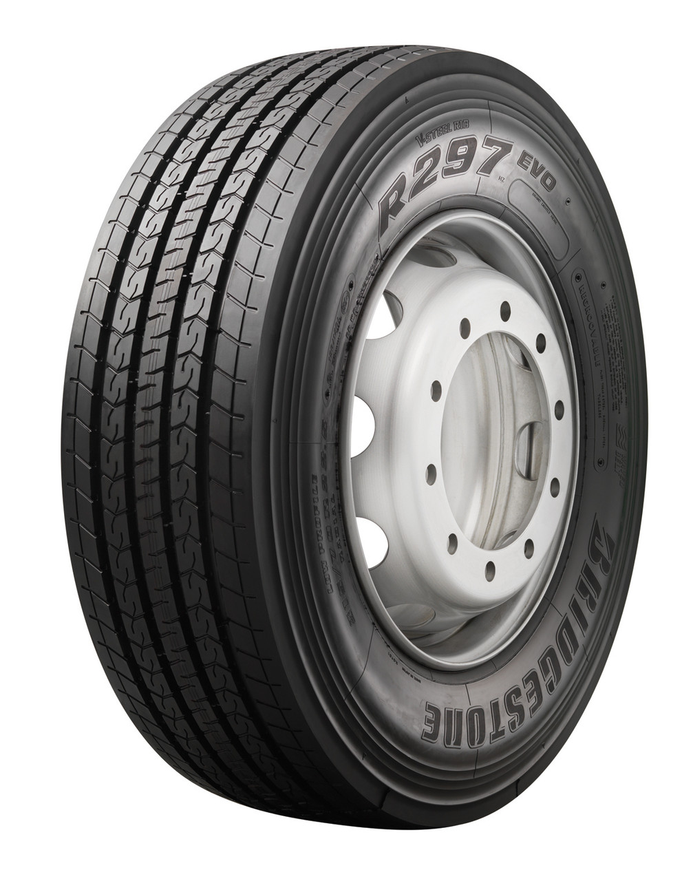 Грузовые шины Bridgestone R297, 315 80 R22.5