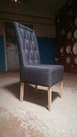 Стул Хит 4. Деревянный стул для кафе и бара, в мягкой обивке. Стулья под заказ