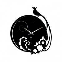 Оригинальные настенные часы Peacock