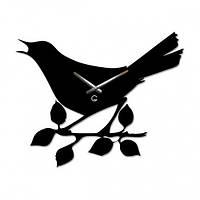Дизайнерские настенные часы Bird