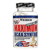 Аминокислоты BCAA Weider Maximum BCAA Syntho 120 caps