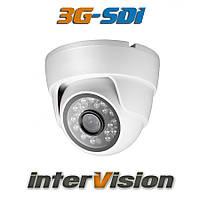 Видеокамера 3Мп внутренняя 3G-SDI-3017ARD Intervision 3G-SDI