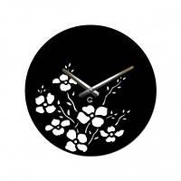 Дизайнерские настенные часы Bouquet