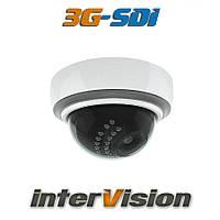 Видеокамера 3Мп внутренняя 3G-SDI-3035DAI Intervision 3G-SDI